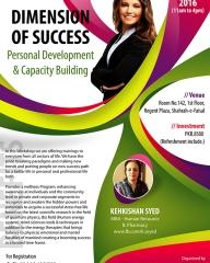 Dimension of Success