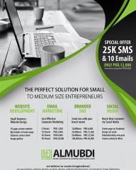 ALMUBDI Special Offers
