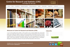Centre for Research and Statistics