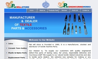 Pak Mill Store