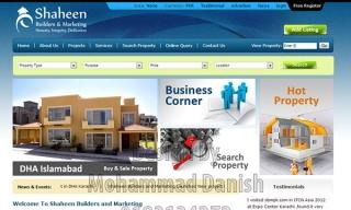 Shaheen Builders Construction