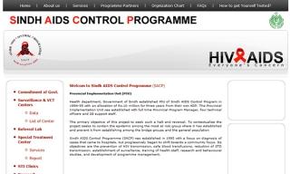 Sindh Aids Control Programme
